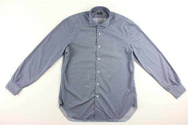BARBA NAPOLI CULTO | Shirts | 92072BLU