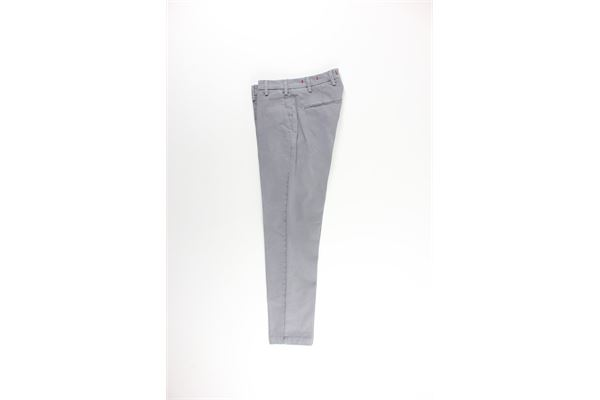 pantalone tasca america tinta unita BARONIO | Pantaloni | W2007-REEFGRIGIO