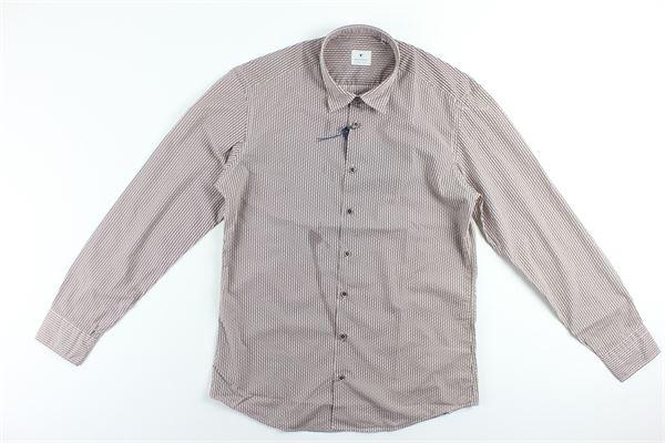 BASTONCINO   Shirts   B1696MARRONE