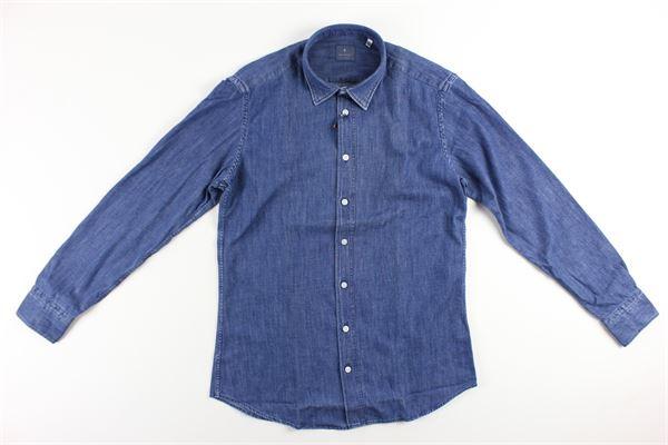 BASTONCINO   Shirts   B1747BLU