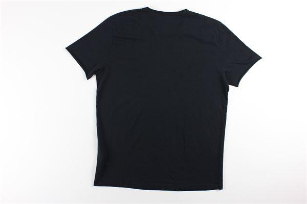 t-shirt tinta unita mezza manica BELLWOOD | T-shirts | 319J2001NERO