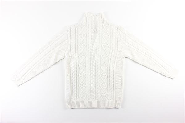 maglia mezzo collo tinta unita BELLWOOD | Maglie | 320G3633PANNA