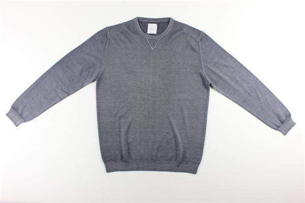 maglia girocollo tinta unita BELLWOOD | Maglie | 320M1301GRIGIO