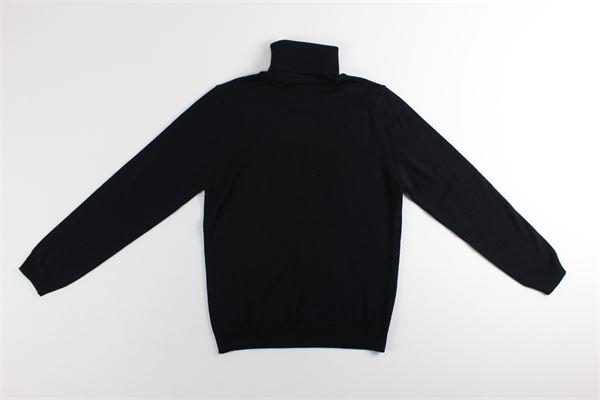 maglia collo alto tinta unita BELLWOOD | Maglie | 329R0604NERO