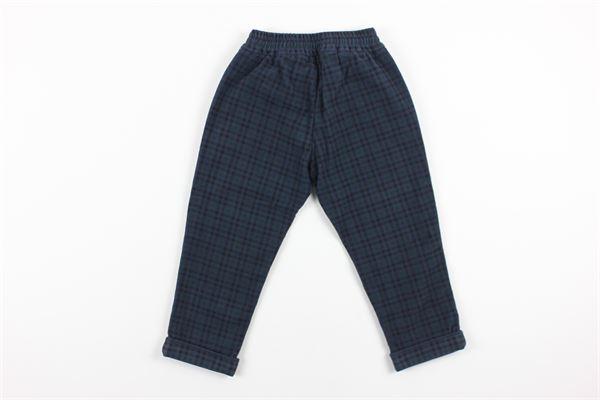 BERWICH | Trousers | WMPA16BLU