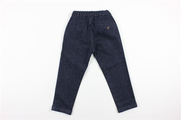 BERWICH | Trousers | WMPA17BLU