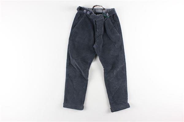 BERWICH | Trousers | WMPA17VEGRIGIO