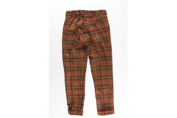 BERWICH | Trousers | WMPA47LACOCCIO