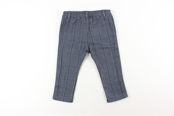 pantalone tinta unita girovita regolabile profili in contrasto BIRBA | Pantaloni | 99992039GRIGIO