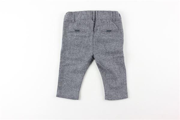 pantalone tinta unita girovita regolabile BIRBA | Pantaloni | 99992042GRIGIO