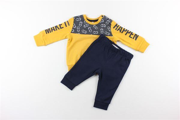 completi felpa + pantalone tuta BIRBA | Completi | 9999901101GIALLO