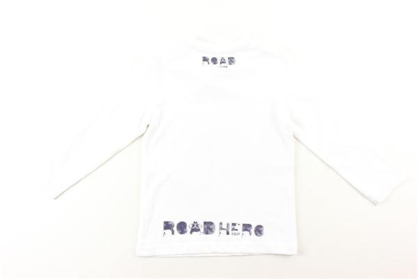 shirt tinta unita con stampa BIRBA | Shirts | CCDDBIANCO
