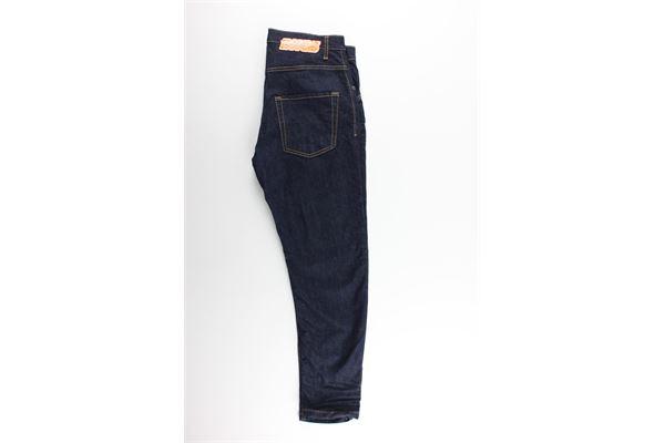 jeans 5 tasche BLACK CIRCUS | Jeans | DSQ09JEANS