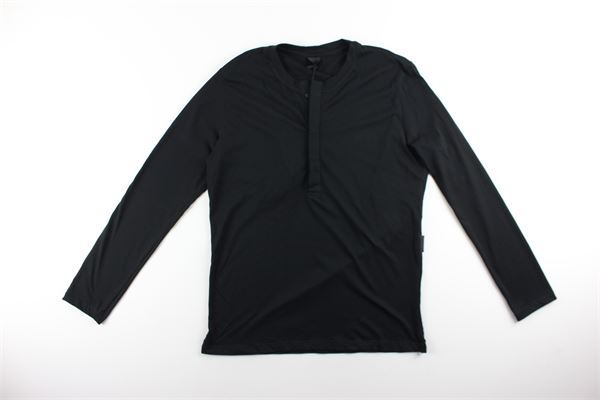 shirt tinta unita BLACK CIRCUS | Shirts | SEU9060SNERO
