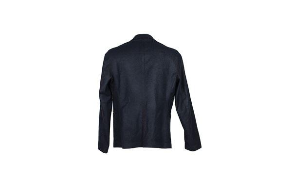 giacca tinta unita BOB | Giacche | FELT257BLU