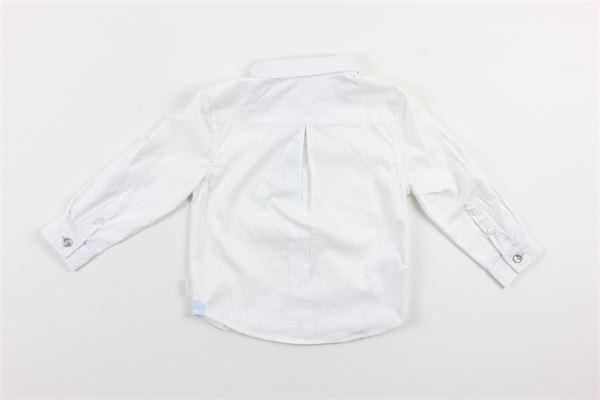 camicia tinta unita BOBOLI | Camicie | 713001BIANCO