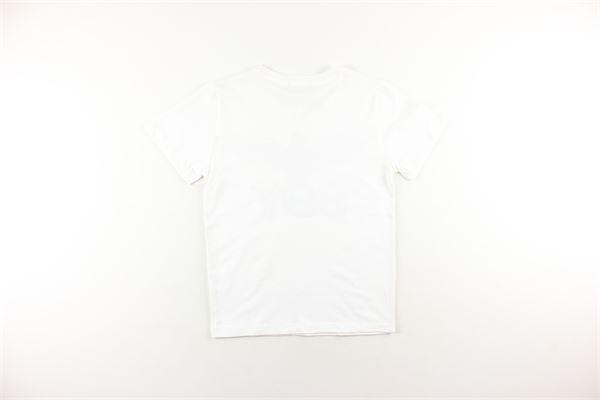 t-shirt tinta unita con stampa BOY LONDON | T-shirts | TSBLBIANCO