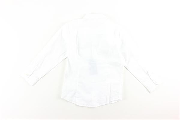 camicia manica lunga tinta uita BROOKSFIELD | Camicie | CA520315BIANCO