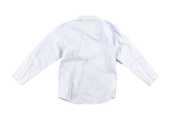 camicia manica lunga tinta uita BROOKSFIELD | Camicie | CA520315CELESTE