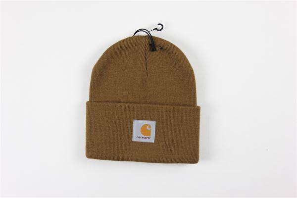 cappello tinta unita CARHARTT | Cappelli | 102022MARRONE