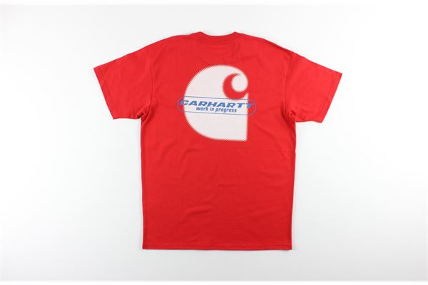 CARHARTT      I027817ROSSO