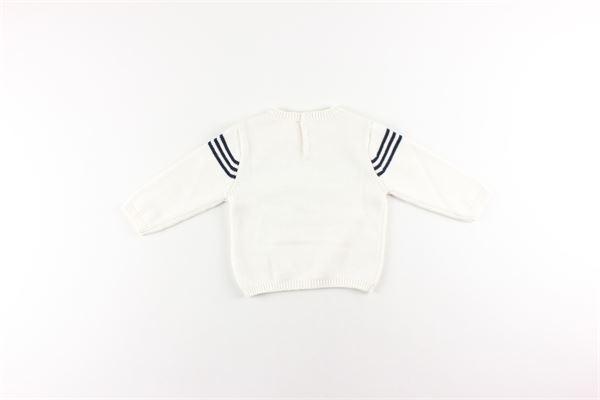 maglia girocollo tinta unita CARRE'MENT BEAU | Maglie | Y95194BIANCO