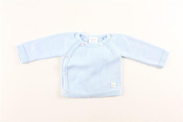 maglia tinta unita 100%cotone CARRE'MENT BEAU | Maglie | Y955232CELESTE