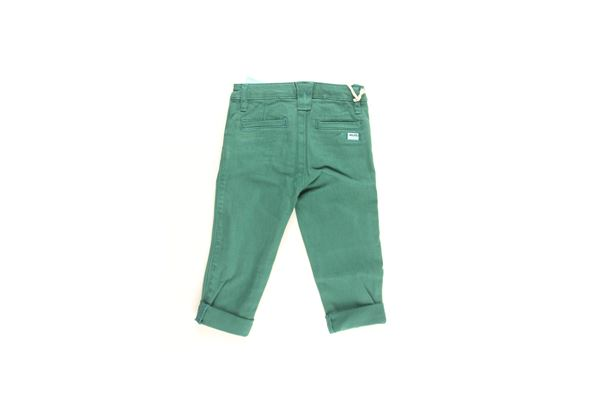 CESARE PACIOTTI | Trousers | PTP183902BVERDE