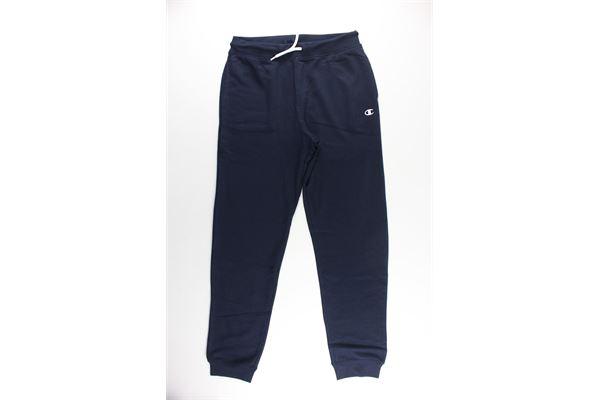 CHAMPION | Trousers | 304779BLU
