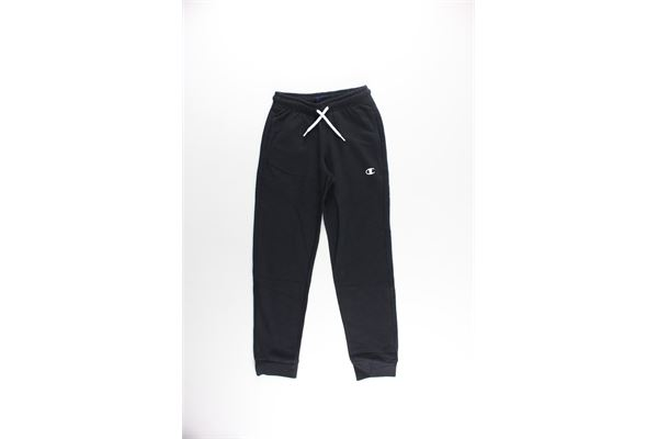 CHAMPION | Trousers | 304937NERO
