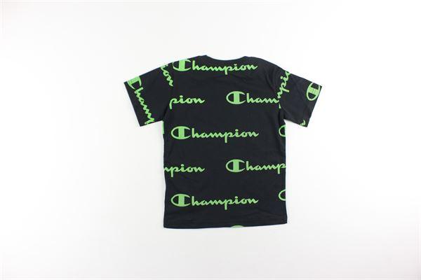 CHAMPION |  | 305195NERO/VERDE