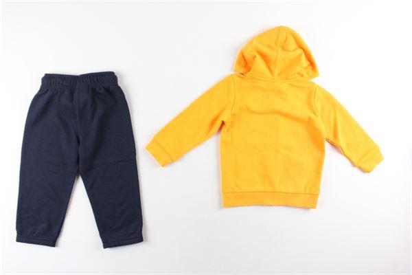 completo felpa+ pantalone tuta CHAMPION | Completi | 305281ARANCIONE