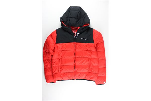 CHAMPION | Jackets | 305454ROSSO