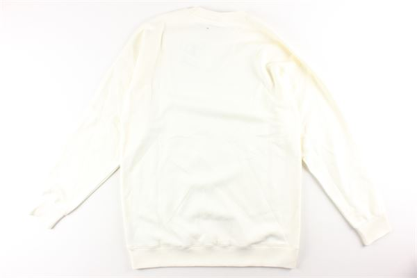 completo felpa + pantalone tuta tinta unita CHAMPION | Completi | 404001BIANCO