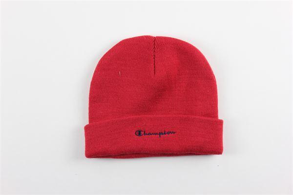 CHAMPION | Hats | 804674ROSSO