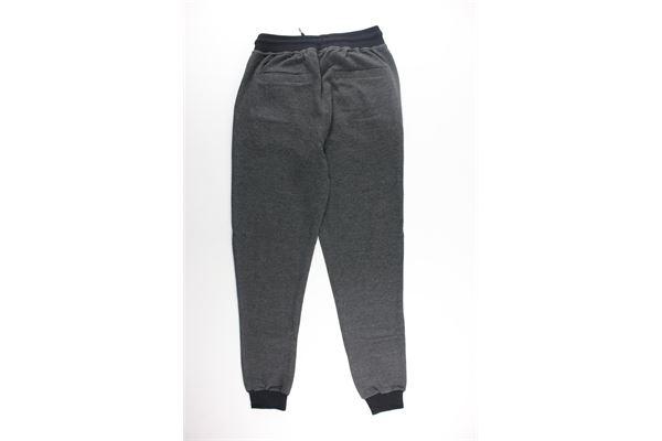pantalone tuta tinta unita CHILLAROUND | Pantaloni | 3I2371KGRIGIO