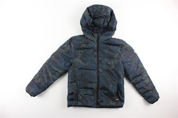 CIESSE PIUMINI   Jackets   P410DVERDE/BLU