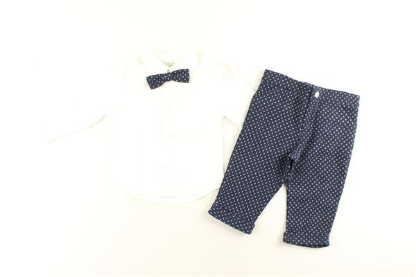 completo camicia+ pantalone COCCODE | Completi | C50197BLU/BIANCO