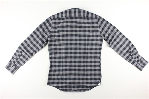 camicia fantasia a quadri DELSIENA | Camicie | 580730BD44GRIGIO