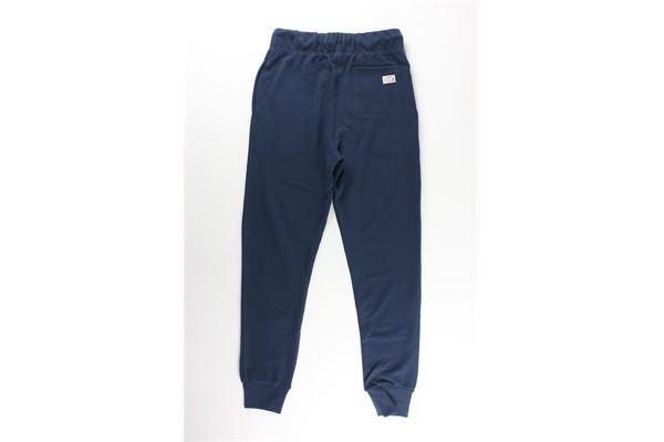 pantaloni in felpa tinta unita DIESEL | Pantaloni | 00J4MKBLU