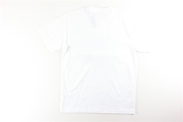 t-shirt mezza manica con stampa DIESEL | T-shirts | 00J4Y2BIANCO