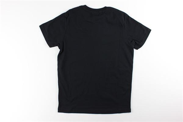 t-shirt mezza manica tinta unita DIESEL | T-shirts | 00J510NERO