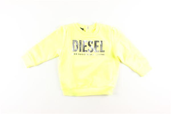 DIESEL   Sweatshits   00K278GIALLO FLUO