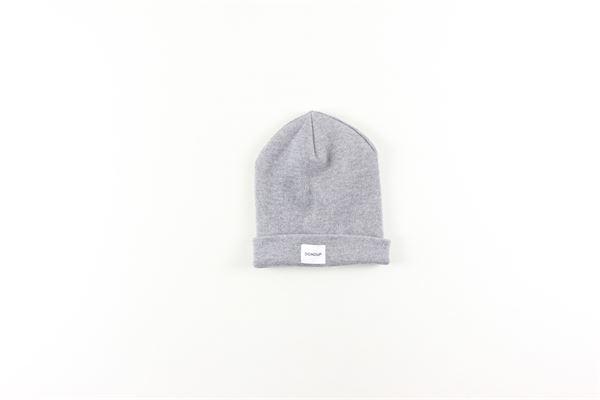 cappello tinta unita in cotone DONDUP | Cappelli | BH263GRIGIO