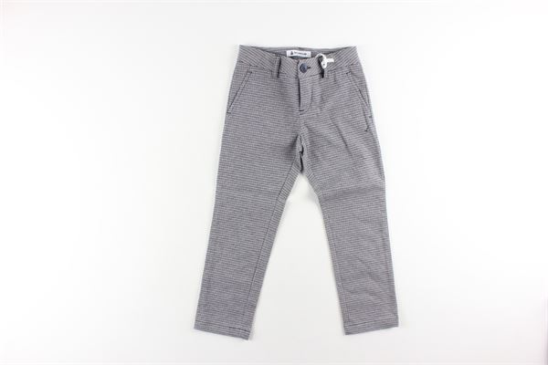 pantalone tasca america stampa fantasia DONDUP | Pantaloni | BP242BEIGE