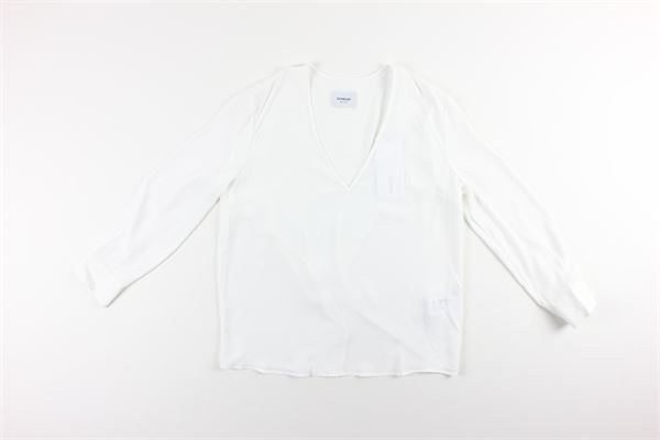 DONDUP | Shirts | DC124BIANCO