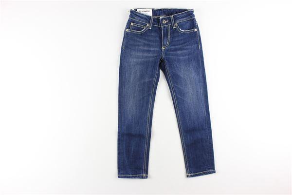 jeans 5 tasche tinta unita DONDUP | Jeans | DFPA801PJEANS