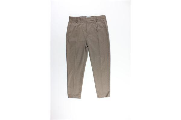 DONDUP | Trousers | QS0118DMARRONE