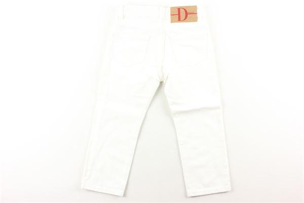 DOU DOU   Jeans   PA54BIANCO