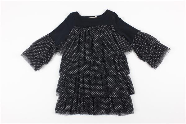 DOU DOU | Dress | TA013710NERO